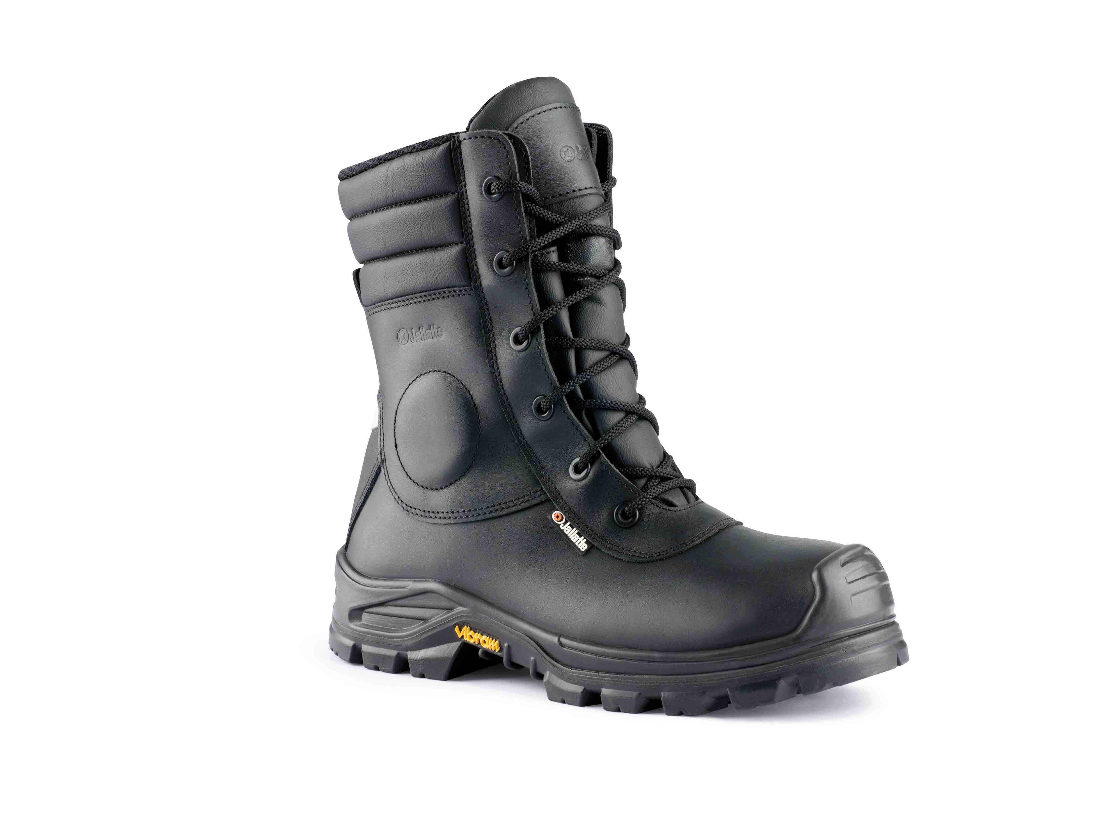 075f0f97c30cc5 Jallatte Jalarcher SAS Special High-Cut Safety Boot With Side Zip, S3 CI  HRO SRC