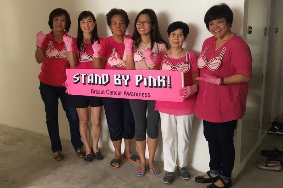 STAND BY PINK! Photo Contest