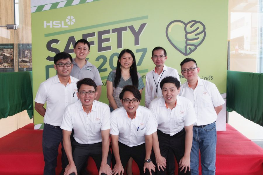 HSL Constructor Corporate Safety Day 2017