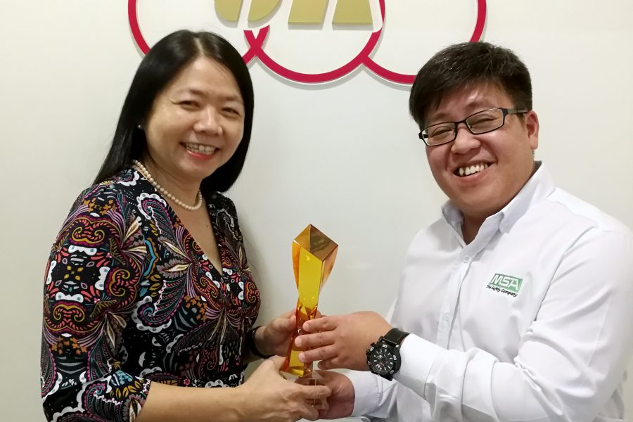 MSA Distributor Award 2018