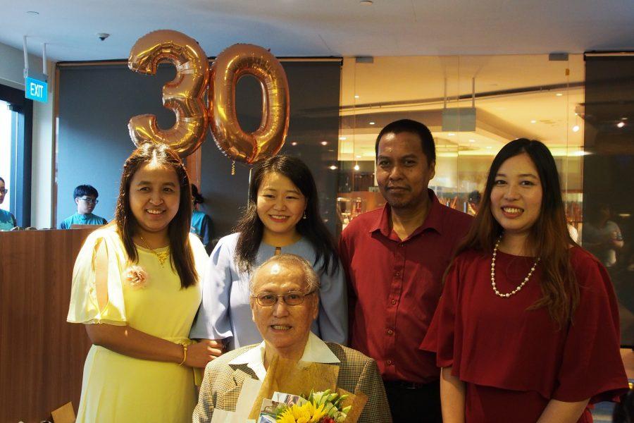 URMS 30TH Anniversary Celebration