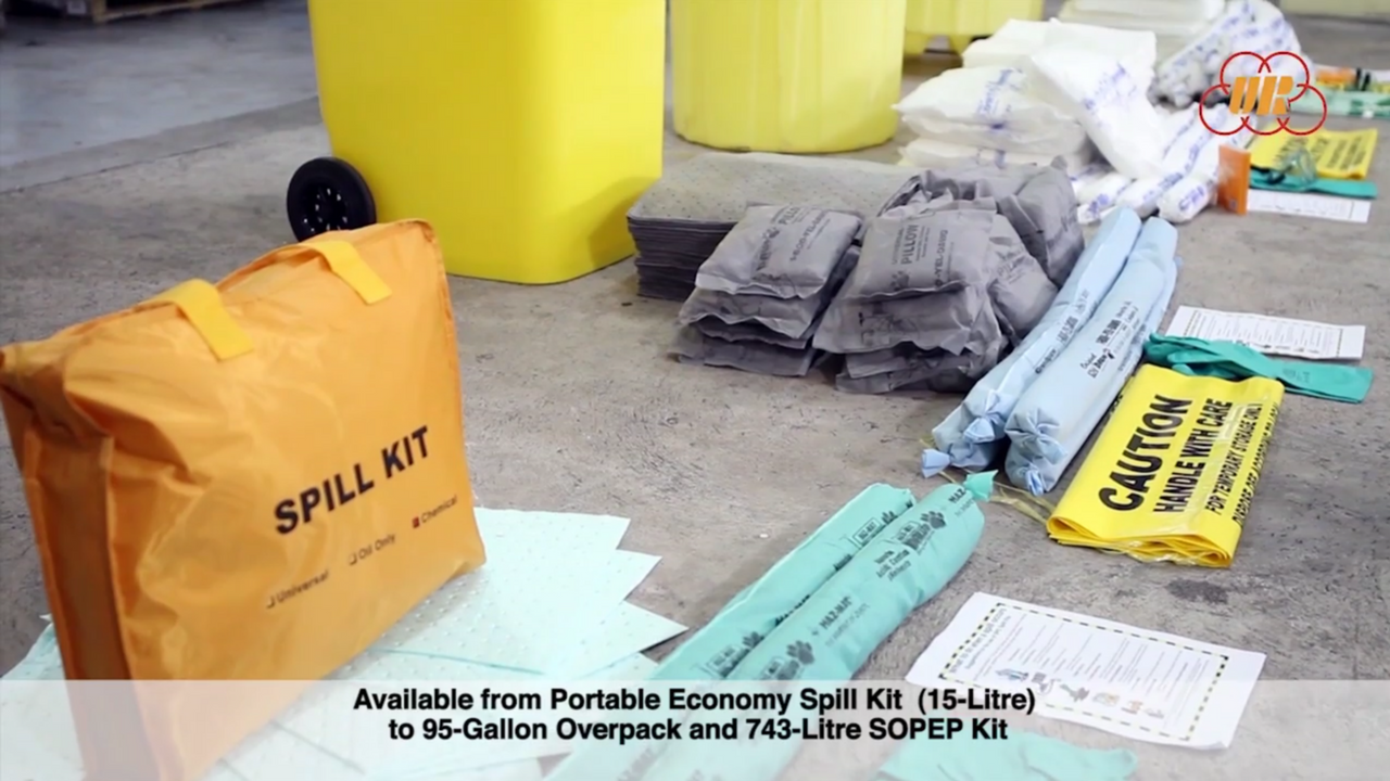 Dawg Spill Control Product Summary Video