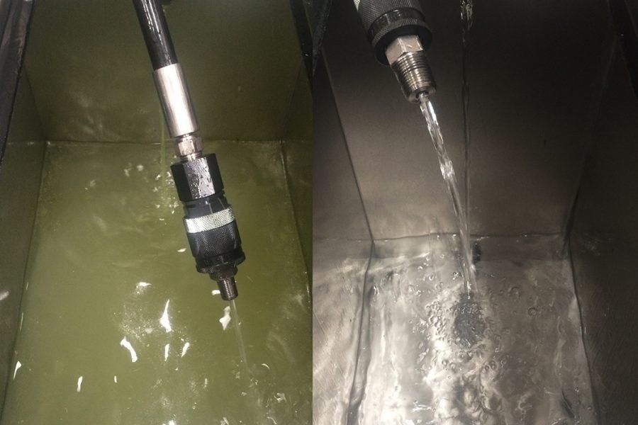 Eurolube F2007W Hydraulic Flushing Fluid