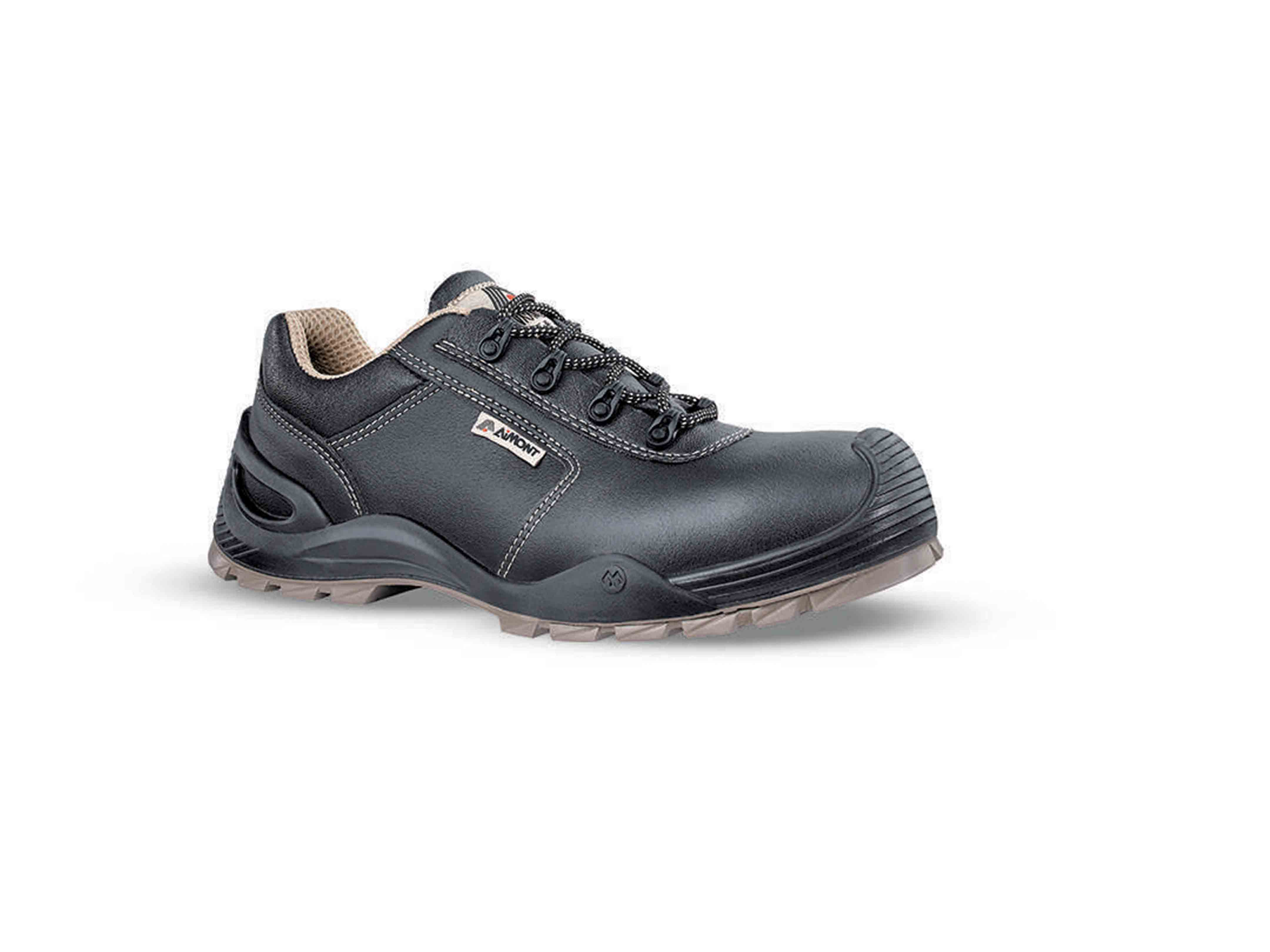 AiMont NITRUS Safety Laced-Up Shoes, S3