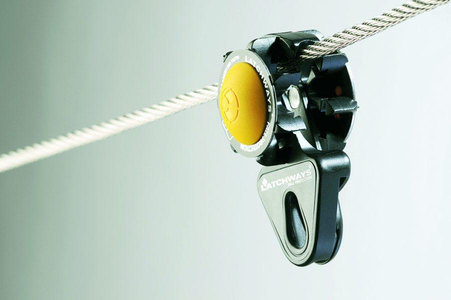MSA Latchways' Transfastener Device