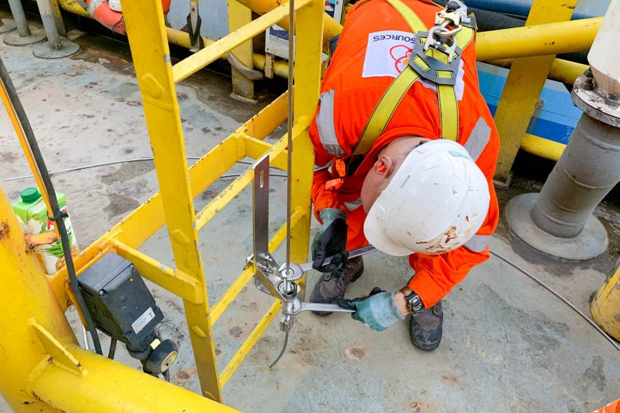 Work At Height Solutions for Energy Drilling